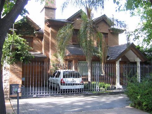 une belle maison de Mendoza