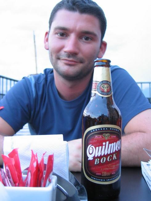 Quilmes, une bière argentine