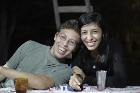 Vanessa et Léo