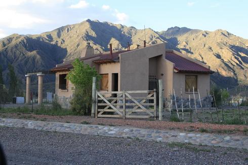 une maison de Potrerillos