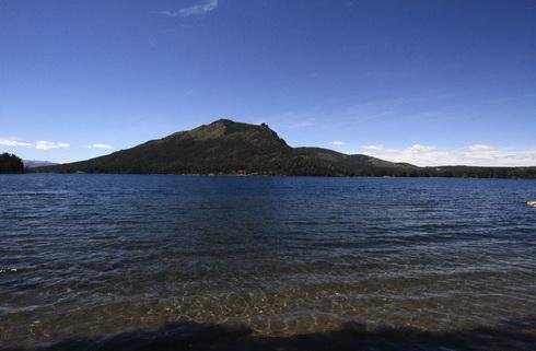 Le lac Gutierrez