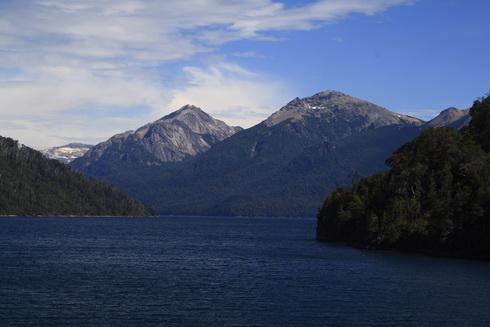 Vue sur le Lago Moreno Oeste
