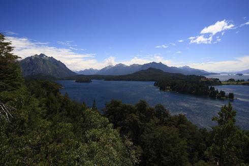 le Lago Moreno