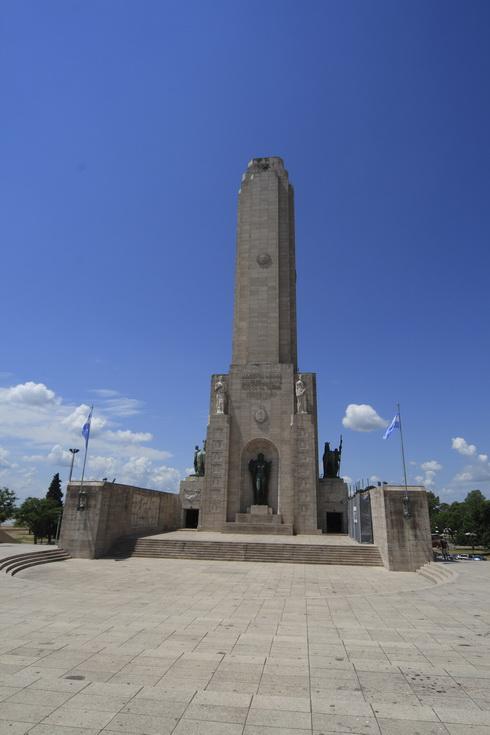 Le monument du drapeau
