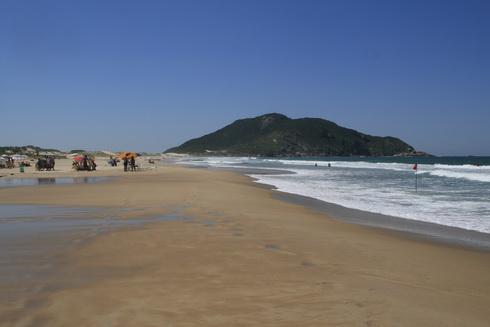 Praia santinho