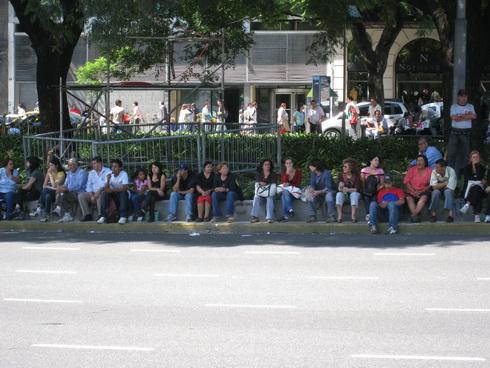 Buenos Aires, le retour du retour